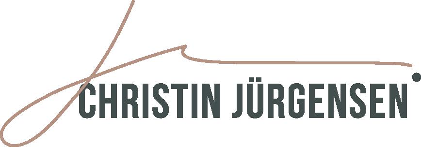 Grafik-Designerin Christin Jürgensen